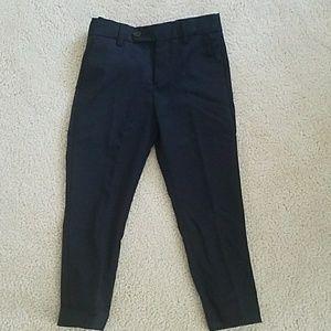 ZARA Boys Skinny Dress Pant, size 5